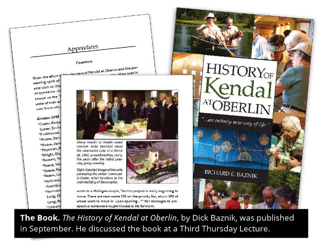 History ofKendal at Oberlin